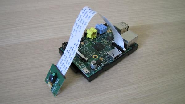 DIY Caméra de surveillance avec Raspberry Pi et Motion | Infraworld