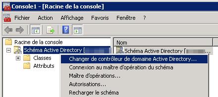 Changer de contrôleur de domaine Active Directory