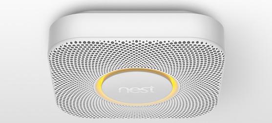 Nest Protect anneau jaune
