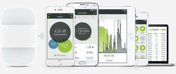 Smappee : l'économie d'électricité en mode connecté
