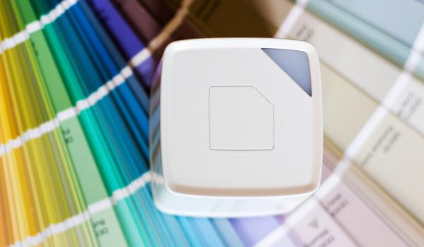 Capture de couleurs réelles avec SwatchMate Cube